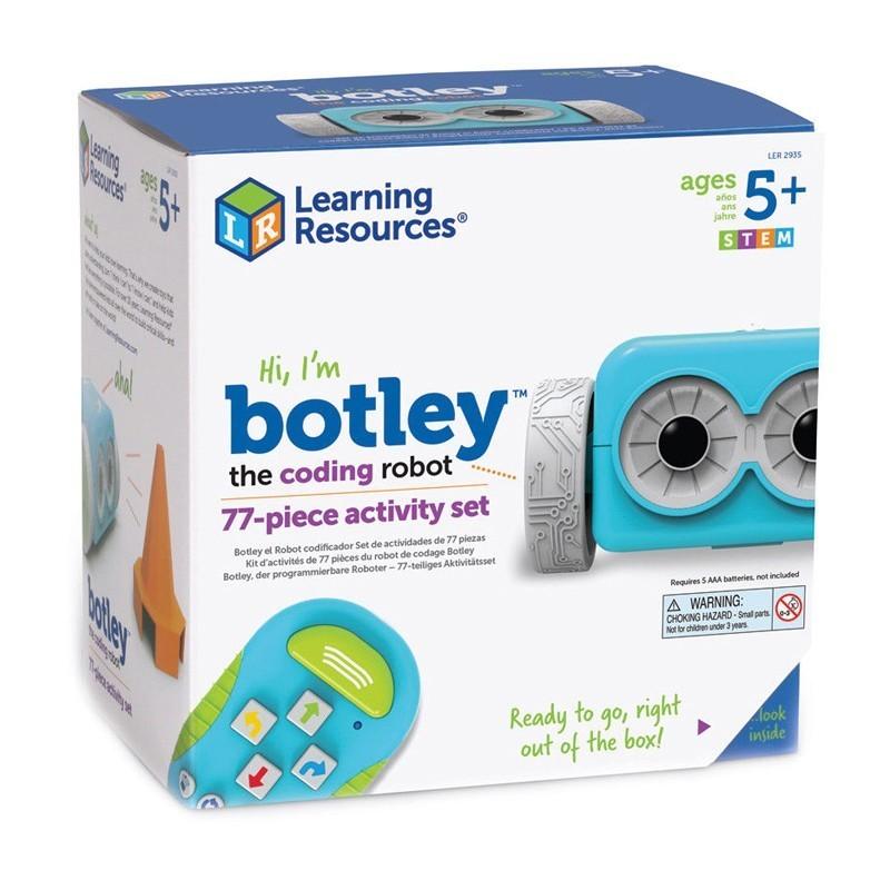 Botley Robot Educativo Programable con Set de Actividades