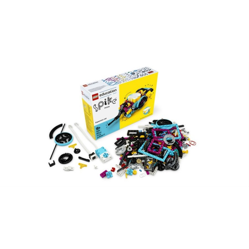 Set Expansión SPIKE™ Prime LEGO® Education