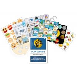 """Pack libro """"Actividades educativas con Bee: avanzado"""""""