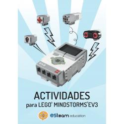 Manual primeros pasos para LEGO Mindstorms EV3