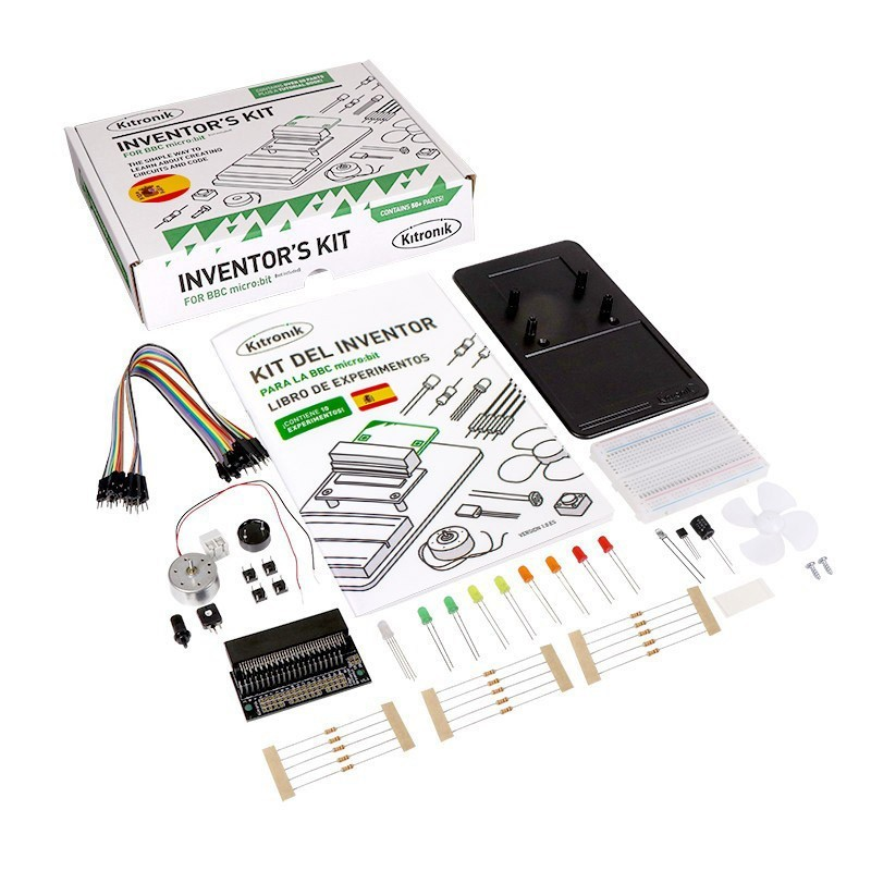 Kitronik Kit del inventor para la BBC micro:bit