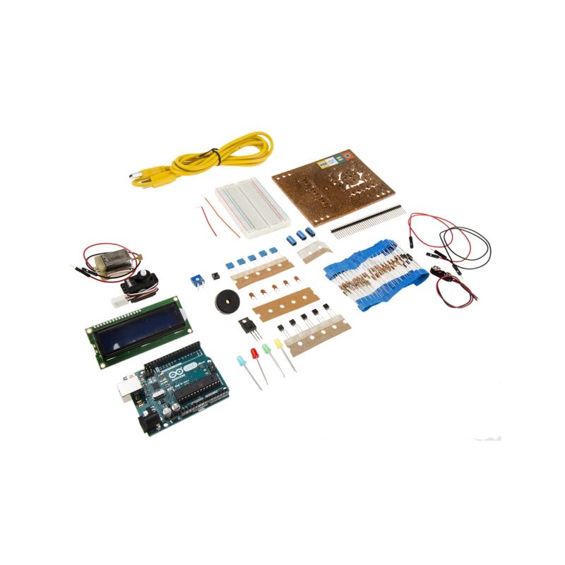 Kit de iniciación a Arduino UNO (oficial)