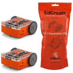 Pack educativo EDISON