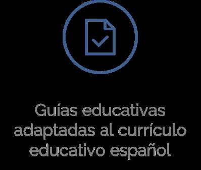 Guías educativas españolas