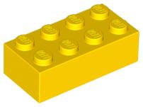 2x4 amarillo