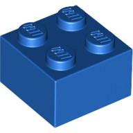 2x2 azul