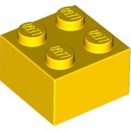 2x2 amarillo