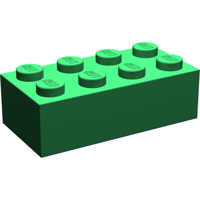 2x4 verde