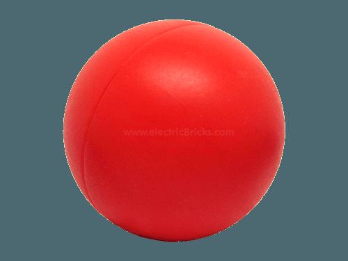 pelota roja