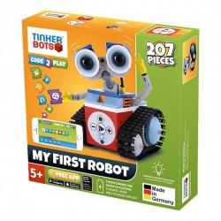 Tinkerbots My First Robot Kitde construcción robot interactivo programable para niños