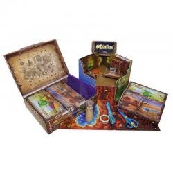 Boxitale Epic Box Juego interactivo de montaje con APP Knights of Nature
